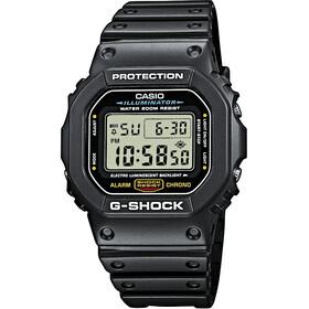 CASIO G-SHOCK DW-5600E-1VER Zegarek Mężczyźni, black